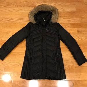 Marc New York Black Winter Jacket